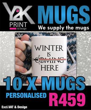 Mugs! Y2K Print