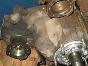 JEEP GRAND CHEROKEE 4.7 WJ 2000 TRANSFER CASE