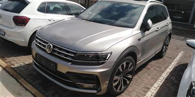 2019 VW Tiguan 2.0TDI 4Motion Highline R Line