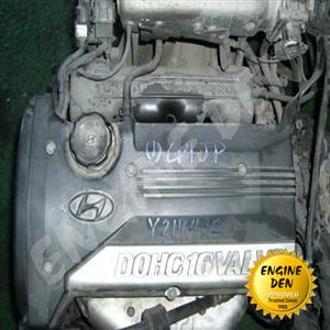 HYUNDAI SONATA J3 2.0 16V	G6DB ENGINE USED
