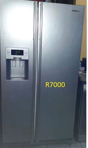SAMSUNG H SERIES SIDE BY SIDE FRIDGE