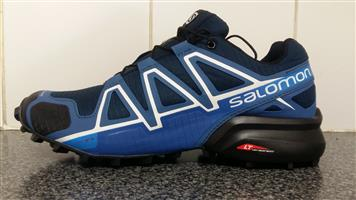 Salomon Blue SpeedCross 4