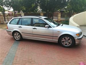 2002 BMW 3 Series 318i