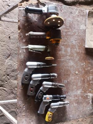 air tools for sale R250 each