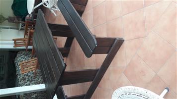 Saligna Hardwood Table
