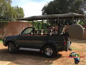 1999 Toyota Land Cruiser Prado 3.0DT TX