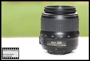 Nikon AF-S DX 18-55mm f/3.5-5.6 G ED II  **FOR SPARES OR REPAIR**