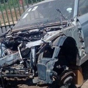 stripping BMW parts