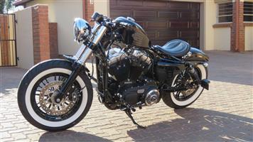 2017 Harley Davidson XL1200