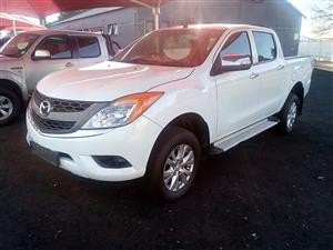 2015 Mazda BT-50 3.2 double cab SLE