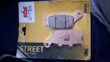 SBS Brake pads - Rear set 657LS(pic with all models)
