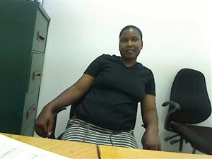 Experienced  domestic worker looking for the job