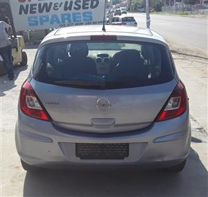 OPEL CORSA D Z14XEP STRIPPING FOR SPARES.