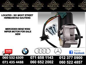 Mercedes benz W202 wiper motor for sale