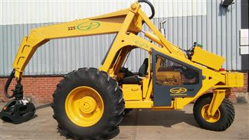New Powerstar Loaders and forklifts for sale