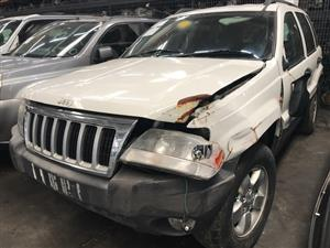 Stripping this Jeep 2.7 crd Laredo Grand Cherokee