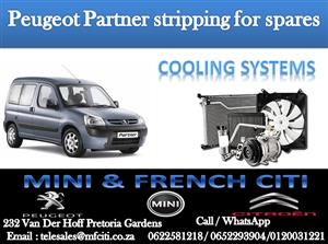 COOLING SYSTEM On Big Special for Peugeot  partner
