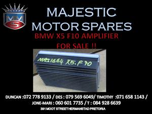 BMW X5 AMPLIFIER FOR SALE !!