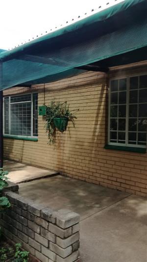 N4 -Pretoria Oos /Tuinwoonstel op kleinhoewe