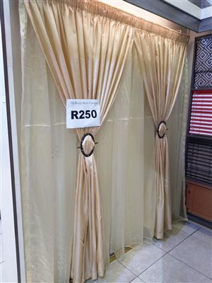 Ready-Made curtain R250 for 5M