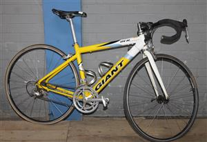Giant OCR3 racing bicycle yellow S031850A #Rosettenvillepawnshop