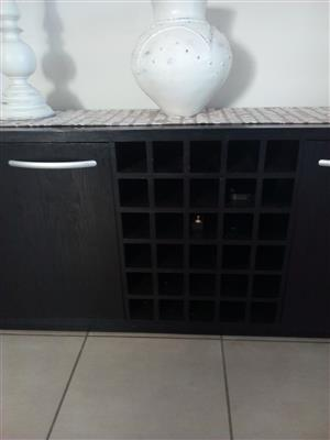 Cabinet for sale price negotiable