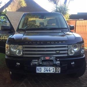 2006 Land Rover Range Rover RANGE ROVER 4.4 SD V8 AUTOBIOGRAPHY