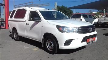 2016 Toyota Hilux 2.0