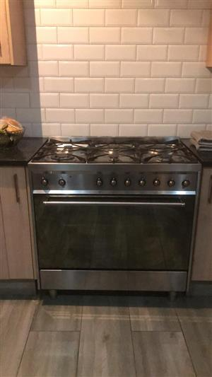 Smeg Gas Oven and Stove Combo FOR SALE