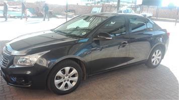 2017 Chevrolet Cruze 1.6 LS