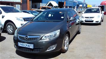 2011 Opel Astra hatch 1.4 Turbo Enjoy
