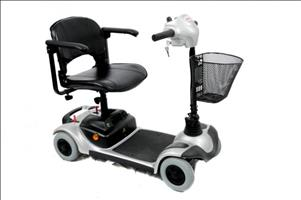 MR WHEELCHAIR MICRO HS 295 - 4 WHEEL: