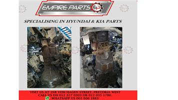 *GEAR BOX* - KI002 KIA K2700 2010 J252