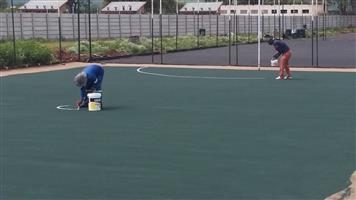 Bethlehem Tennis Courts Resurfacing,0846941581
