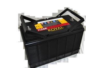 105ah Royal batteries R999