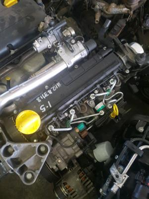 Nissan 1.5 k9k engine for sale