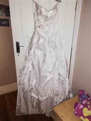 Wedding Dress size 30-36