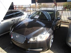 2010 Jaguar XF 5.0 Luxury
