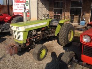 Green Yanmar YM240 Pre-Owned Tractor