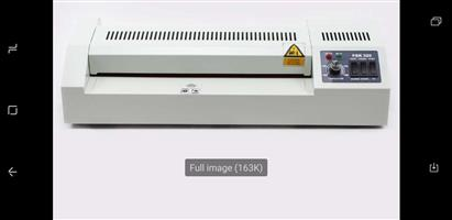 FGK Pouch Laminating machines FGK320 & FGK450 New on Sale Now