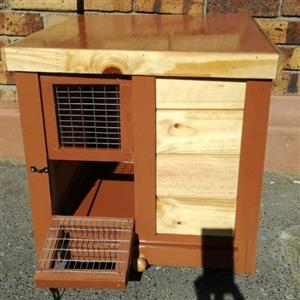 Hutches for Rabbits and Guinea Pigs