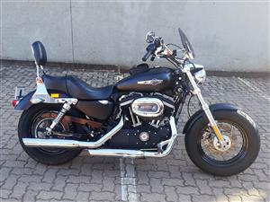 Well Looked After Sportster XL1200 Custom!