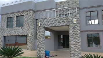 Commercial & Residential Building Rustenburg, Waterproofing, Office, Call Centre Partitioning