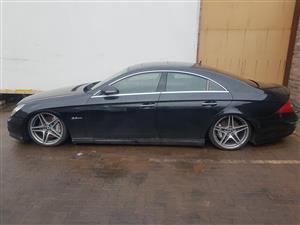 2008 Mercedes Benz CLS 63 AMG Performance