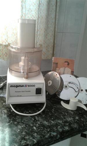 Magimix 2000