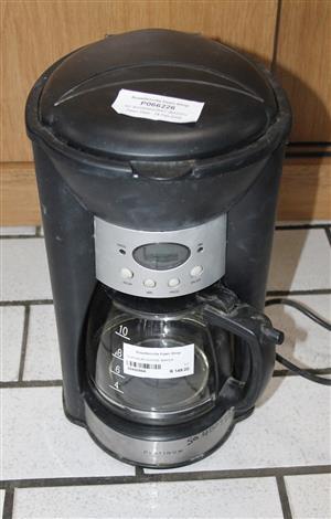 PLATINUM COFFEE MAKER S040099A #Rosettenvillepawnshop for sale  Johannesburg South