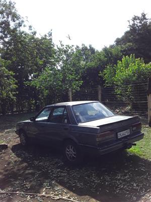 1989 Nissan Sentra 1.6 Acenta