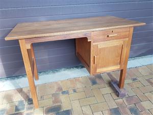 Imbuya desk for sale