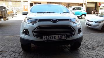 2017 Ford EcoSport ECOSPORT 1.0 ECOBOOST TREND A/T