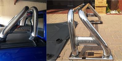 Ford Ranger Chrome Rollbar